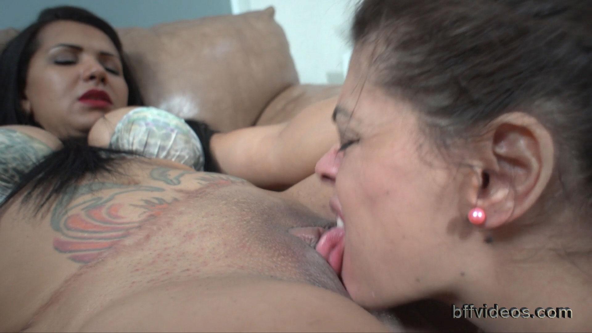 Huge Ass Lesbian Ass Lick